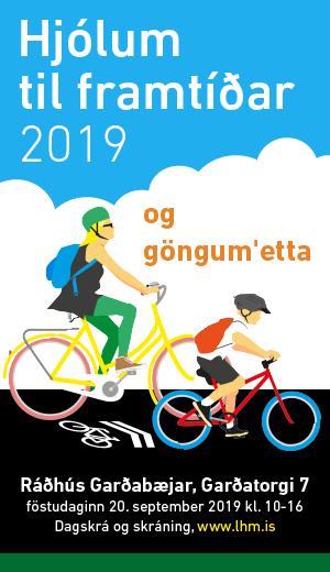 Hjólum til framtíðar 2019